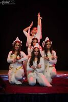 Bollywood and Fusion Dance Classes: Kids/Teen/Adults