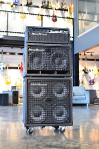 Used Bass amps at Stang Guitars