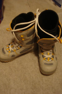 Galaxy Limited Snowboard boots mens size 10
