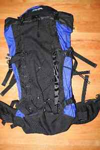 MEC 50 Litre Backpacking water resistant hip support great shape