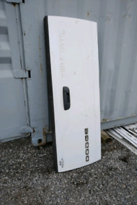 Dodge Ram tailgate assembly, southern, no rust, tail gate, 02 -