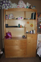 Change table and combo dresser