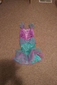 Like-new! Ariel Costume, size 4
