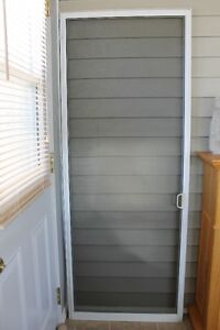 MINI HOME PATIO SLIDING SCREEN DOOR