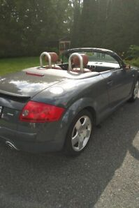 Audi TT Roadster Quattro,  Turbo, 225HP,