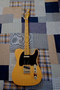 Fender Squier Classic Vibe '50s Telecaster - Butterscotch Blonde