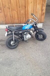 Want to trade kv75 for hard tail z50