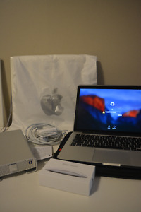 "MUST SELL:MacbookPro 13.3"" 2016+G-Drive 4TB+Magic Mouse+Case+Bag"