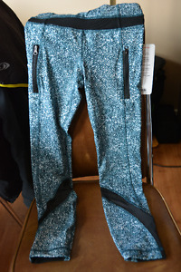 NWT - Lululemon Inspire Tight II Crop Pant - Size 2