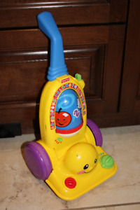 Balayeuse pour enfant Fisher Price