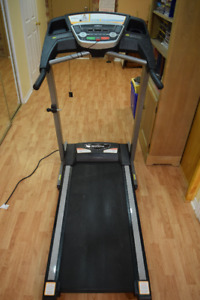 Tempo Fitness Treadmill. Excellent Condition