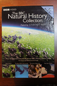 The BBC Natural History Collection (4 Series)
