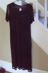 lovely formal dress, size 14