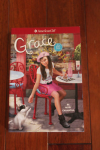 American Girl Of The Year Grace Book