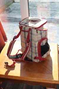 3 different small dog carriers $15-25