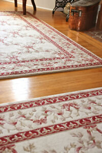2 Beautiful New Zealand Wool Rugs
