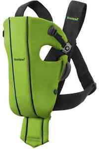 Babybjorn Baby Carrier Original - Green Spirit