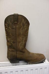 Men's Justin Brand Cowboy Boots