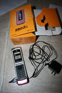 Nokia / LG cellphone --  Koodo, PC mobile