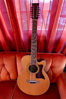 *reduced* TANGLEWOOD 12 STRING acoustic-electric guitar
