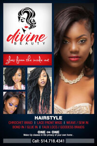 Divine Beauty | Hairstyle