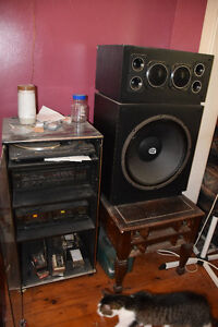 Moving Sale - Audio Sphere Researd Class A Stereo