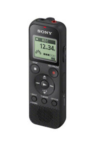 NEW Sony ICDPX370 Mono Digital Voice Recorder with Built-in USB,