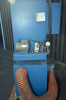 Dust Hog Sc600 Dust Collection System Inv.34560