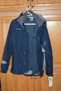 1 New Men's Large Columbia Ski Jackets & 1 Medium
