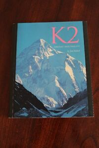 K2 Dreams and Reality by Jim Haberl