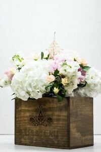 Wedding Table Centre Pieces - Re-sized French Wine Crates Regina Regina Area image 10