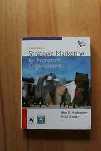 Strategic Marketing for Non Profit Organizations