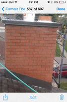 Chimney and brick layer and also do roofs