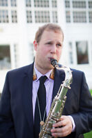 Award-Winning Sax Lessons