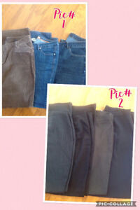 Ladies Dress pants/jeans