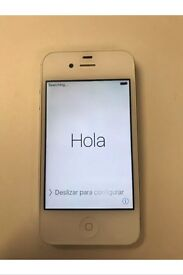 iPhone 4s White 16 gb unlocked to all networks