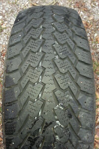 4 215-70R15 Winter Tires