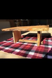 Handcrafted one-of-a-kind coffee table London Ontario image 2