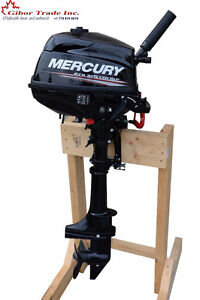 Mercury 2.5HP and Adventure 1.2mm PVC bottom 7.5 foot inflatable