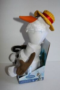 Singing Olaf Disney Frozen,,,Brand New!! Sing Summer song. London Ontario image 1