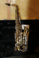 Yamaha YAS23 Yellow Alto Saxphone