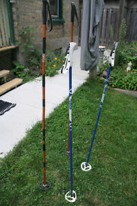 Two sets of Ski poles Brands: Ideal, and Excel-Nova. Kitchener / Waterloo Kitchener Area image 2