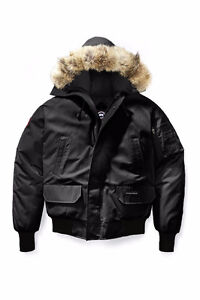Brand New Canada Goose Chilliwak Bomber in XS
