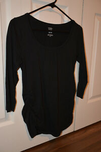 Black Maternity Shirt - Size XS