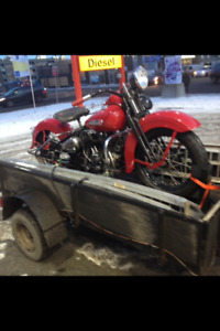 Motorcycle and ATV transport