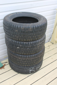 used mud and snow tires