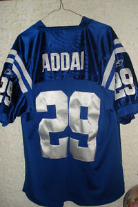 Joe Addai #29 Colts Jersey