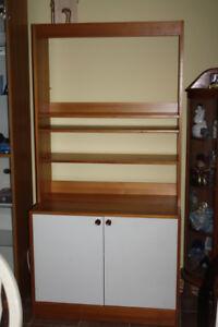 Great Ikea book /storage unit