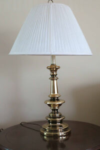 Table lamps (2) - used in living room