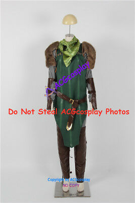 Dragon Age 2 Merril Cosplay Costume whole set acgcosplay